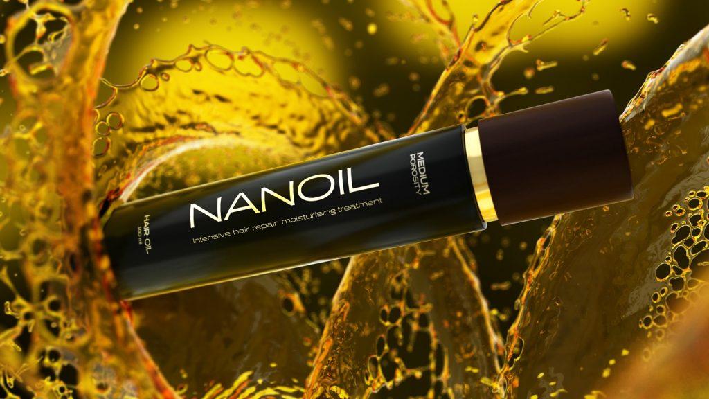 Wie wirkt Nanoil für Haare